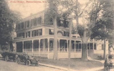 Fiske House 1914